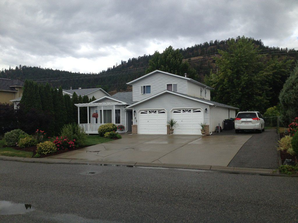 Main Photo: 382 Whitman Road in Kelowna: North Glenmore House for sale (Central Okanagan)  : MLS®# 10070502