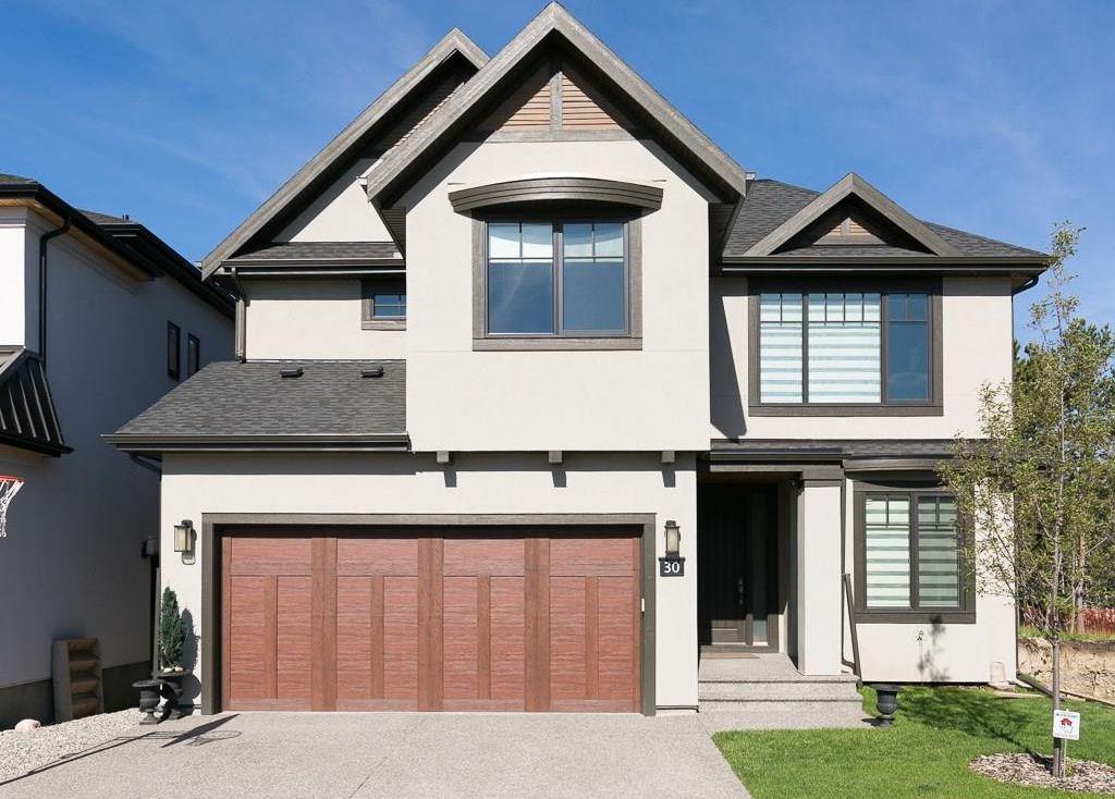 Main Photo: 30 ASPEN RIDGE Park SW in Calgary: Aspen Woods House for sale : MLS®# C4119944