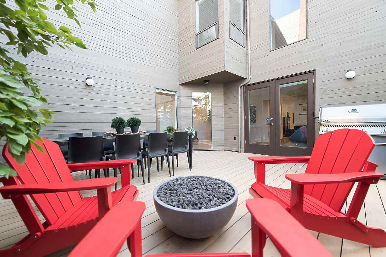 Private Inner Courtyard