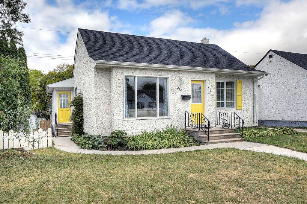Main Photo: 282 Amherst Street in Winnipeg: Deer Lodge Single Family Detached for sale (5E)  : MLS®# 1725025