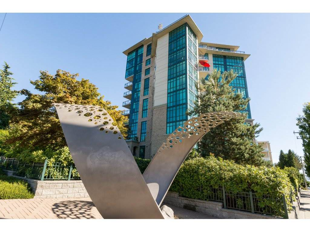 """Main Photo: 603 14824 NORTH BLUFF Road: White Rock Condo for sale in """"The Belaire"""" (South Surrey White Rock)  : MLS®# R2230176"""
