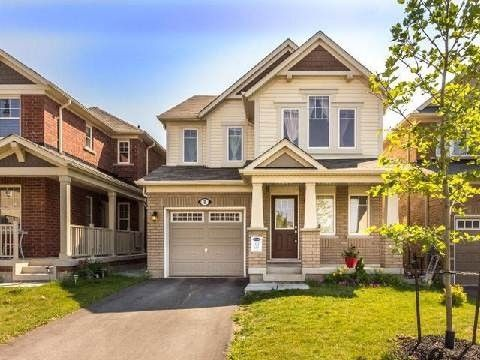 Main Photo: 8 Poncelet Road in Brampton: Northwest Brampton House (2-Storey) for lease : MLS®# W4035192