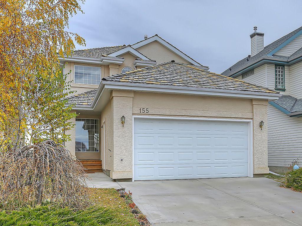 Main Photo: 155 Chaparral Ridge Circle SE in Calgary: Detached for sale : MLS®# C4087957