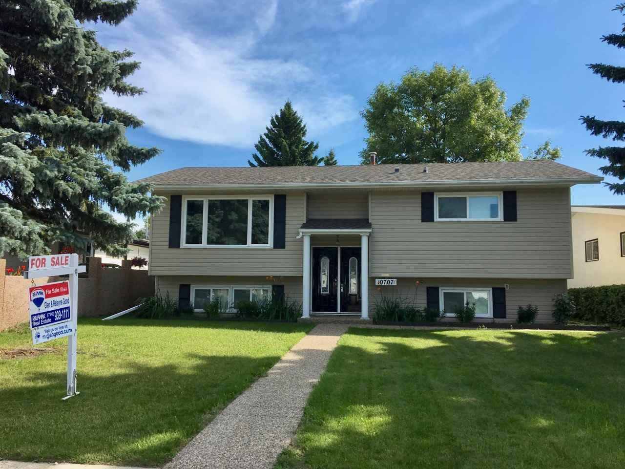 Main Photo: 10707 103 Street: Westlock House for sale : MLS®# E4099042