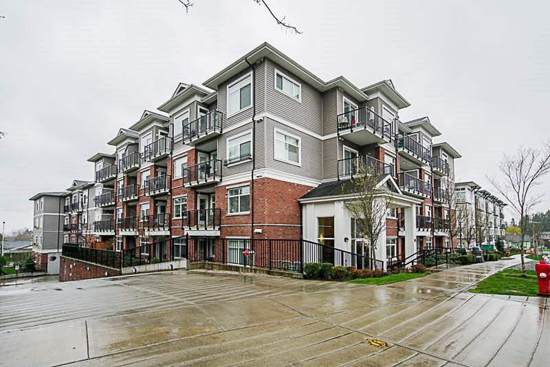 "Main Photo: 103 6480 195A Street in Surrey: Clayton Condo for sale in ""Salix"" (Cloverdale)  : MLS®# R2260850"