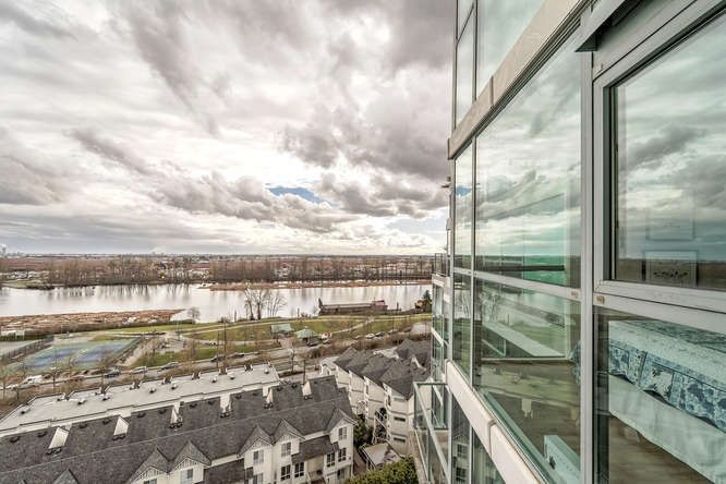 Main Photo: 1203 2733 CHANDLERY Place in Vancouver: Fraserview VE Condo for sale (Vancouver East)  : MLS®# R2261475