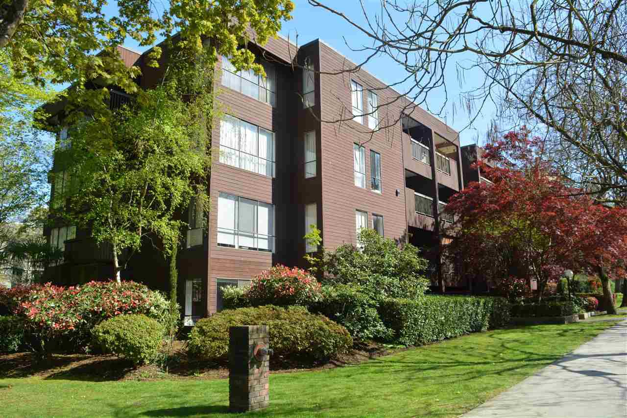 Main Photo: 101 2920 ASH Street in Vancouver: Fairview VW Condo for sale (Vancouver West)  : MLS®# R2261868