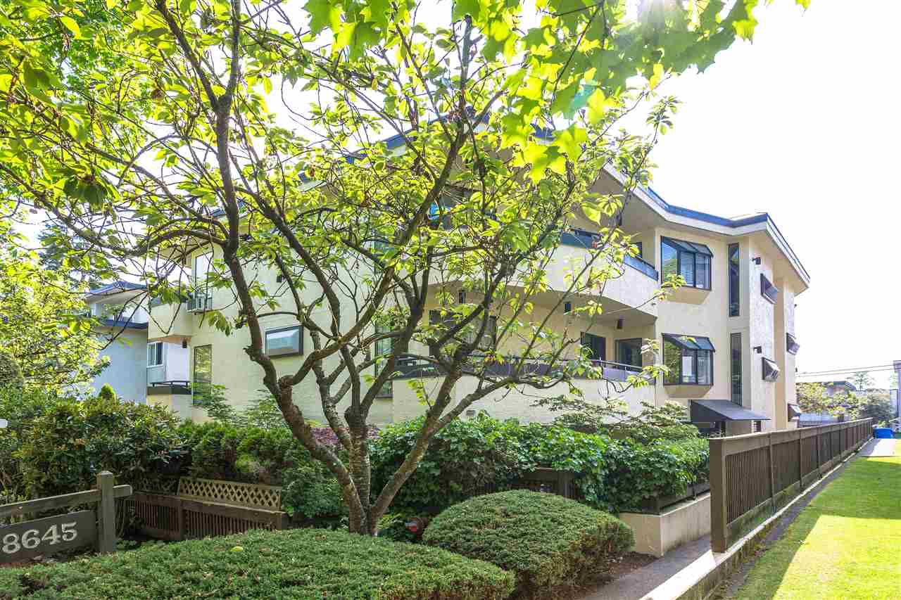 Main Photo: 202 8645 OSLER Street in Vancouver: Marpole Condo for sale (Vancouver West)  : MLS®# R2271111