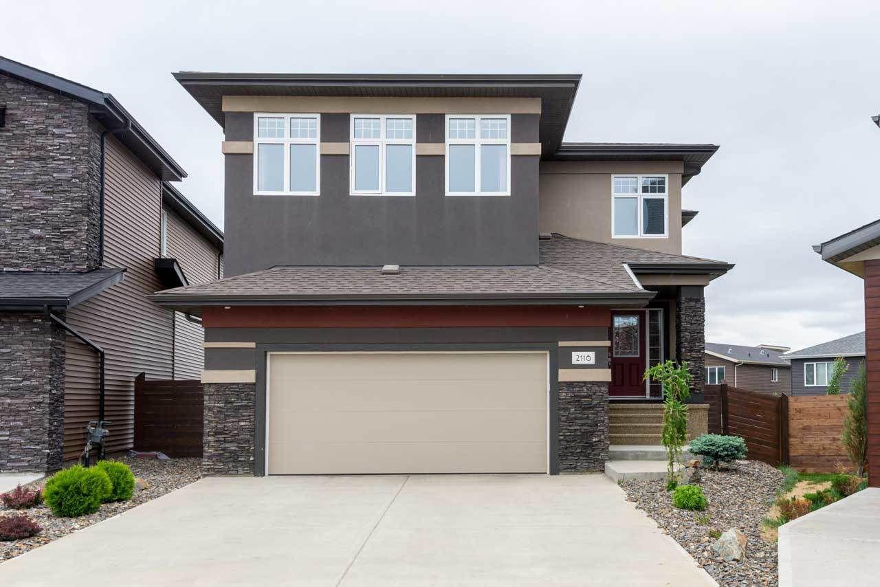 Main Photo: 2116 WARE Road in Edmonton: Zone 56 House for sale : MLS®# E4116064