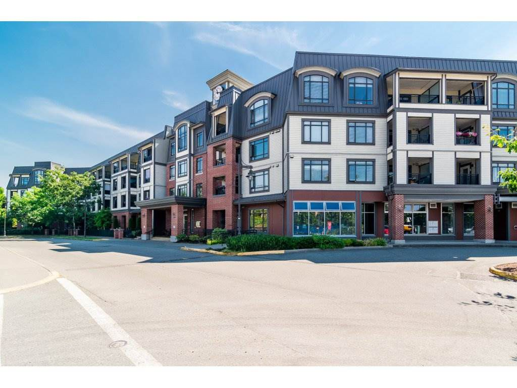 "Main Photo: 403 8880 202 Street in Langley: Walnut Grove Condo for sale in ""The Residences"" : MLS®# R2321657"