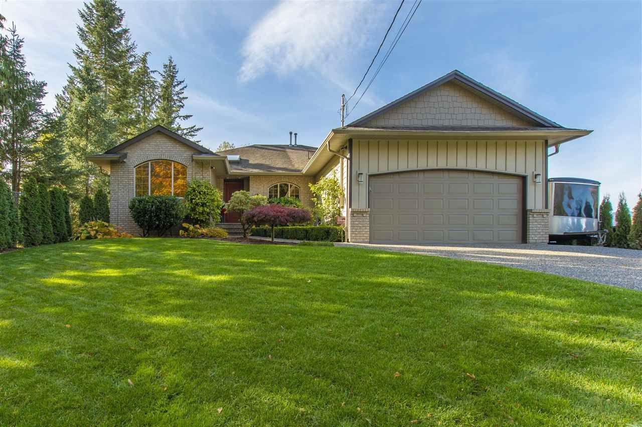 Main Photo: 10175 CARYKS Road in Rosedale: Rosedale Popkum House for sale : MLS®# R2329212