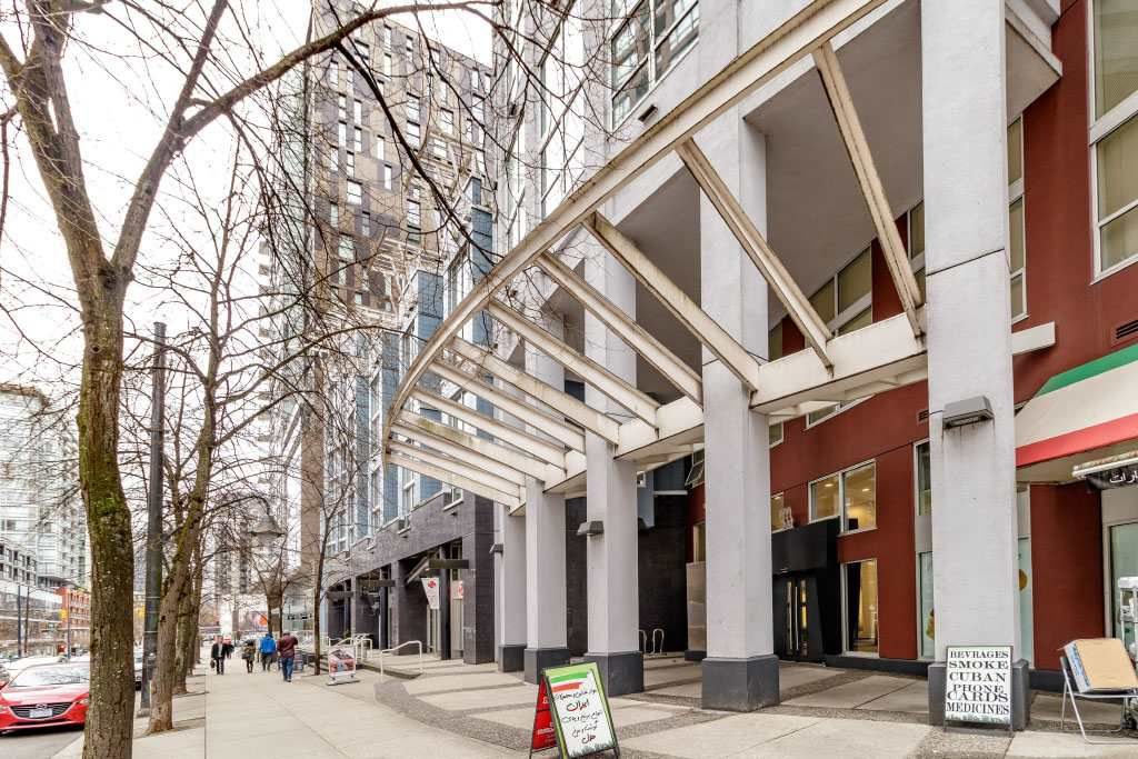"""Main Photo: 505 933 SEYMOUR Street in Vancouver: Downtown VW Condo for sale in """"THE SPOT"""" (Vancouver West)  : MLS®# R2345151"""