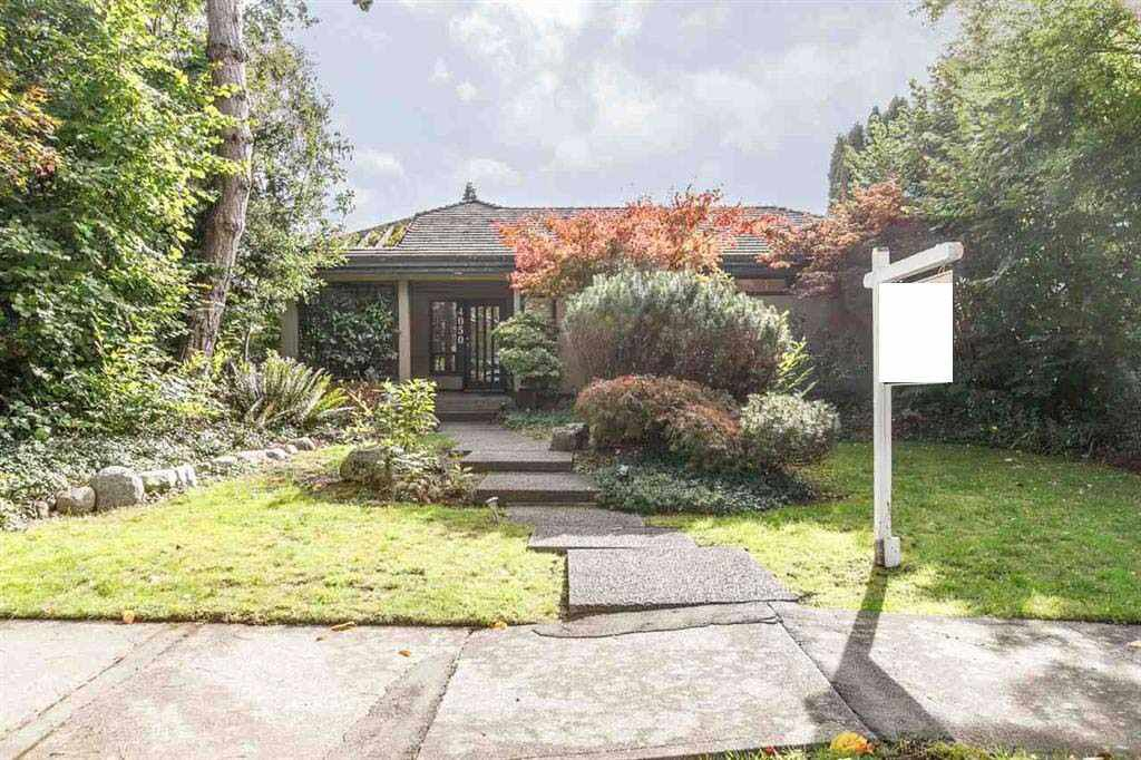 Main Photo: 4050 W 36TH Avenue in Vancouver: Dunbar House for sale (Vancouver West)  : MLS®# R2353875