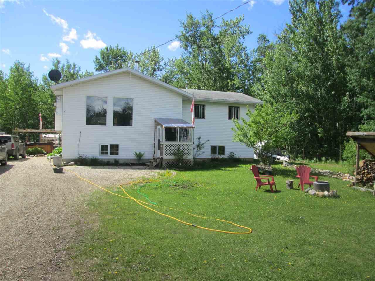 Main Photo: 28-54104 RR35: Rural Lac Ste. Anne County House for sale : MLS®# E4160377