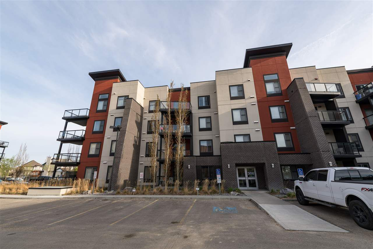Main Photo: 437 308 AMBELSIDE Link in Edmonton: Zone 56 Condo for sale : MLS®# E4160442