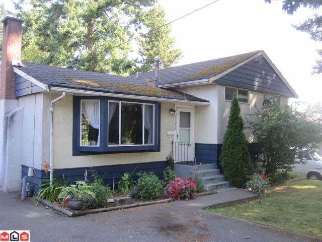 Main Photo: 13473 94A Avenue in Surrey: Queen Mary Park Surrey House for sale : MLS®# F1121162
