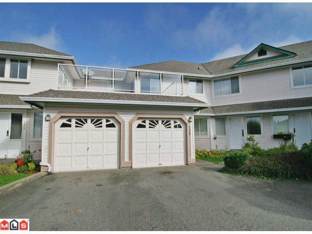 "Main Photo: 126 3080 TOWNLINE Road in Abbotsford: Abbotsford West Townhouse for sale in ""The GABLES"" : MLS®# F1125439"