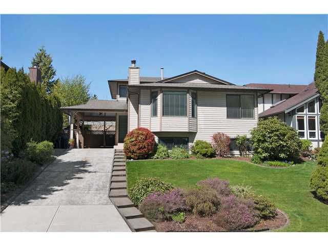 Main Photo: 1265 LYNWOOD AV in Port Coquitlam: Oxford Heights House for sale : MLS®# V1016181