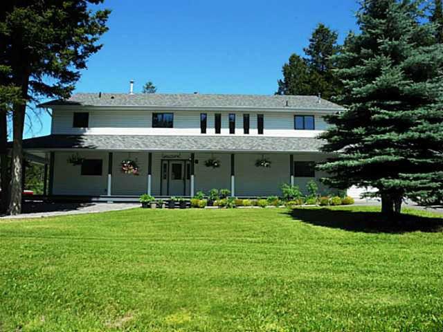 "Main Photo: 4809 KITWANGA Drive in 108 Mile Ranch: 108 Ranch House for sale in ""108 MILE RANCH"" (100 Mile House (Zone 10))  : MLS®# N241213"