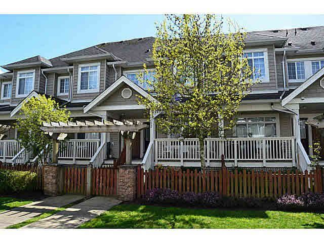 """Main Photo: 12 6852 193RD Street in Surrey: Clayton Townhouse for sale in """"INDIGO"""" (Cloverdale)  : MLS®# F1447121"""