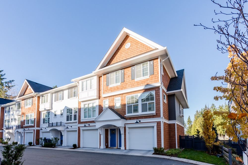 """Main Photo: 26 14905 60 Avenue in Surrey: Sullivan Station Townhouse for sale in """"The Grove at Cambridge"""" : MLS®# R2016400"""
