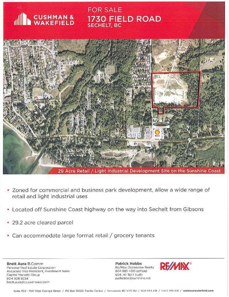 Photo 3: Photos: 1730 FIELD Road in Sechelt: Sechelt District Home for sale (Sunshine Coast)  : MLS®# R2027211