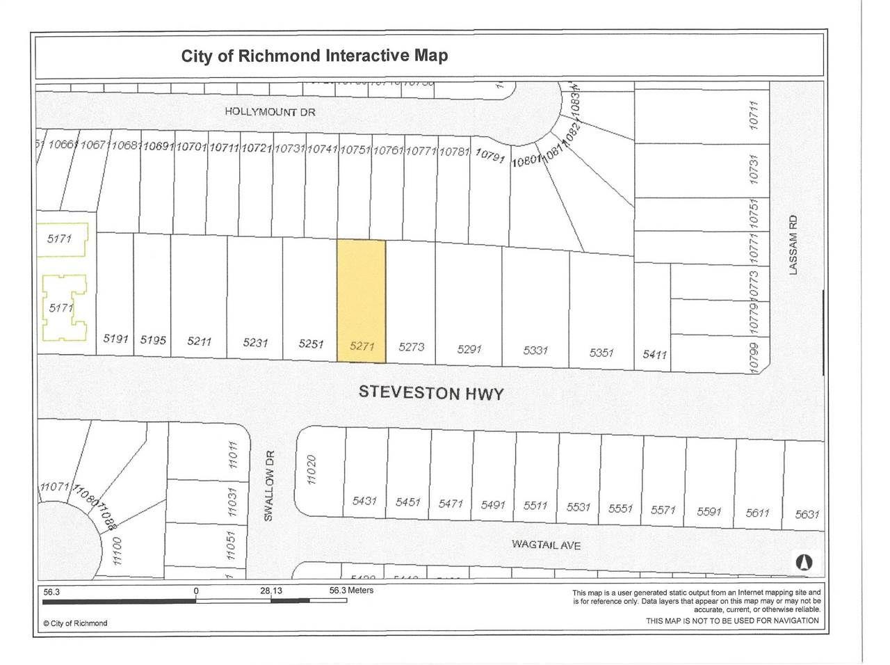 Main Photo: 5271 STEVESTON Highway in Richmond: Steveston North House for sale : MLS®# R2046982