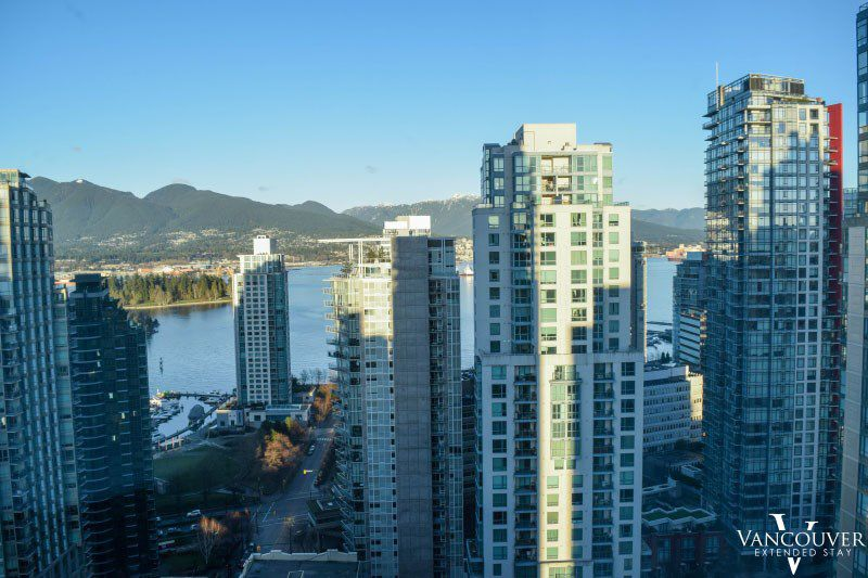 Main Photo: 2602 1288 W GEORGIA Street in Vancouver: West End VW Condo for sale (Vancouver West)  : MLS®# R2065473