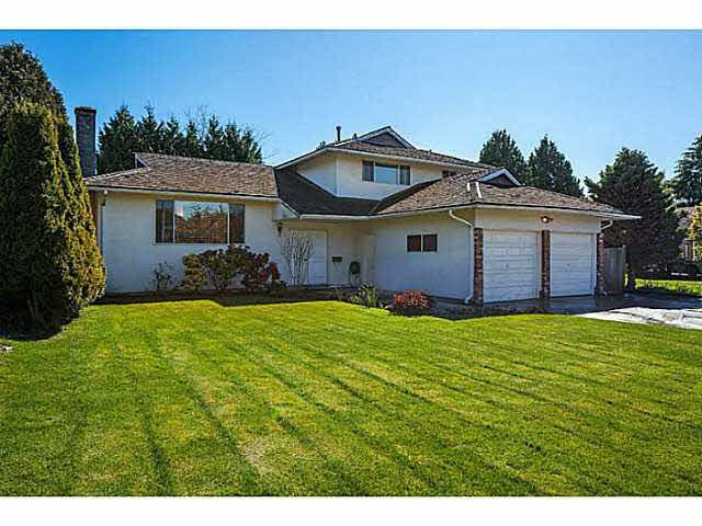 Main Photo: 3500 SOLWAY DRIVE in : Steveston North House for sale : MLS®# V1119557