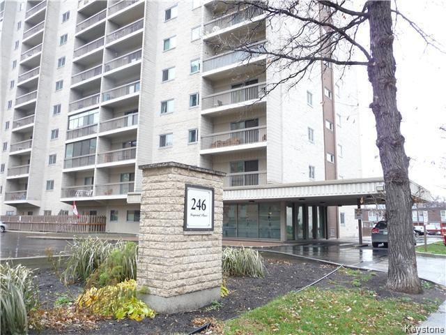 Main Photo: 246 Roslyn Road in Winnipeg: Osborne Village Condominium for sale (1B)  : MLS®# 1619975
