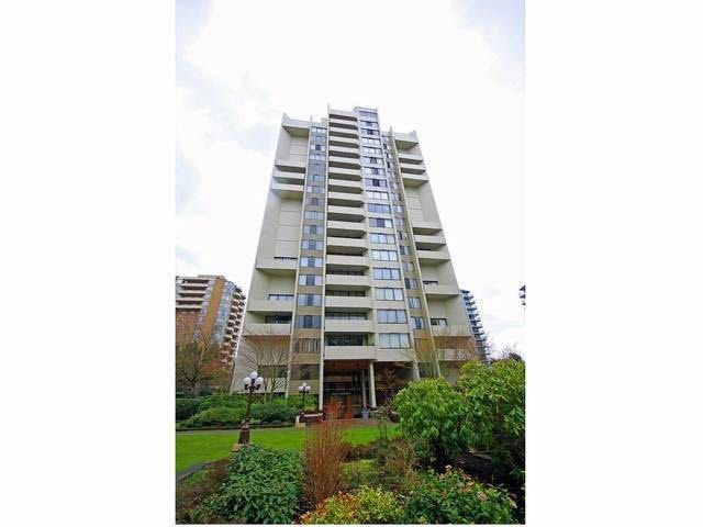 Main Photo: 904 4300 MAYBERRY STREET in : Metrotown Condo for sale : MLS®# V1054177