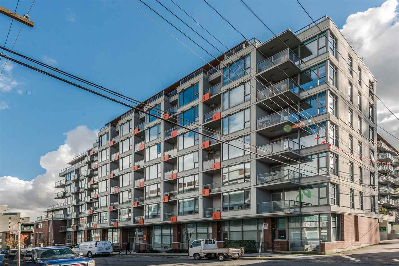 """Main Photo: 503 250 E 6TH Avenue in Vancouver: Mount Pleasant VE Condo for sale in """"The District"""" (Vancouver East)  : MLS®# R2142384"""