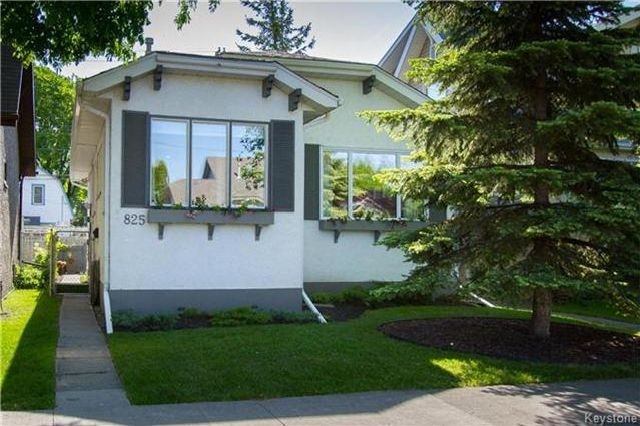 Main Photo: 825 Sherburn Street in Winnipeg: Residential for sale (5C)  : MLS®# 1714492
