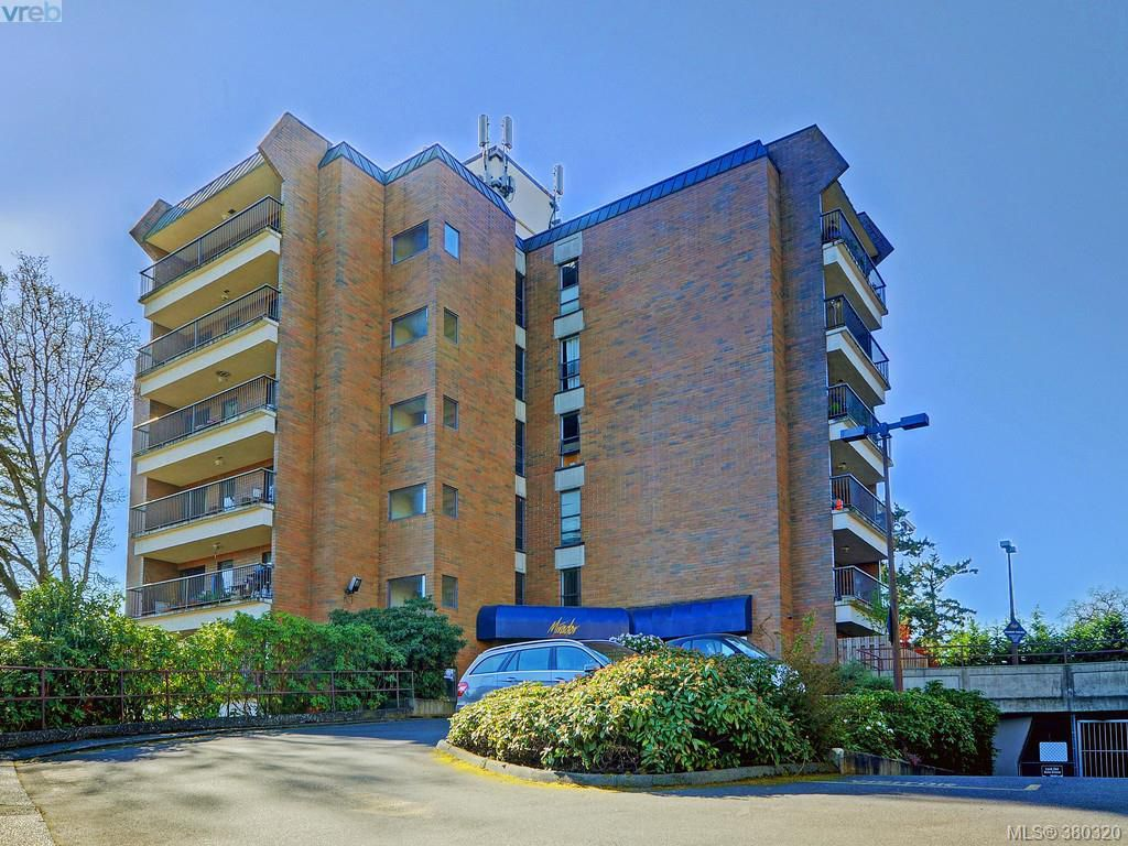 Main Photo: 503 4030 Quadra Street in VICTORIA: SE High Quadra Condo Apartment for sale (Saanich East)  : MLS®# 380320