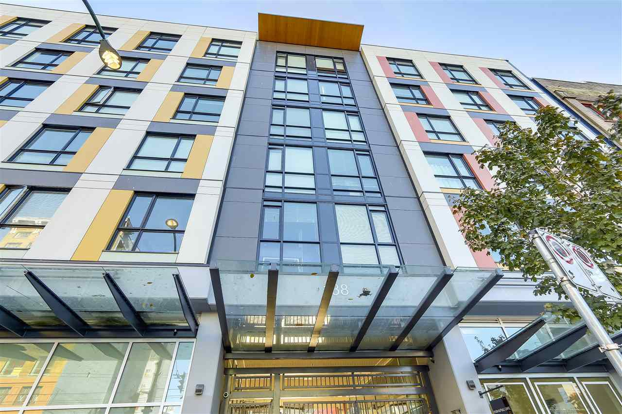 """Main Photo: 208 138 E HASTINGS Street in Vancouver: Downtown VE Condo for sale in """"Sequel 138"""" (Vancouver East)  : MLS®# R2221882"""