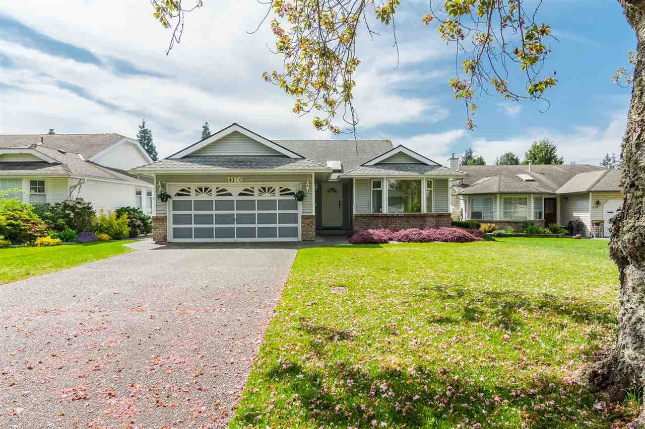 """Main Photo: 14150 16A Avenue in Surrey: Sunnyside Park Surrey House for sale in """"Ocean Bluff"""" (South Surrey White Rock)  : MLS®# R2265779"""