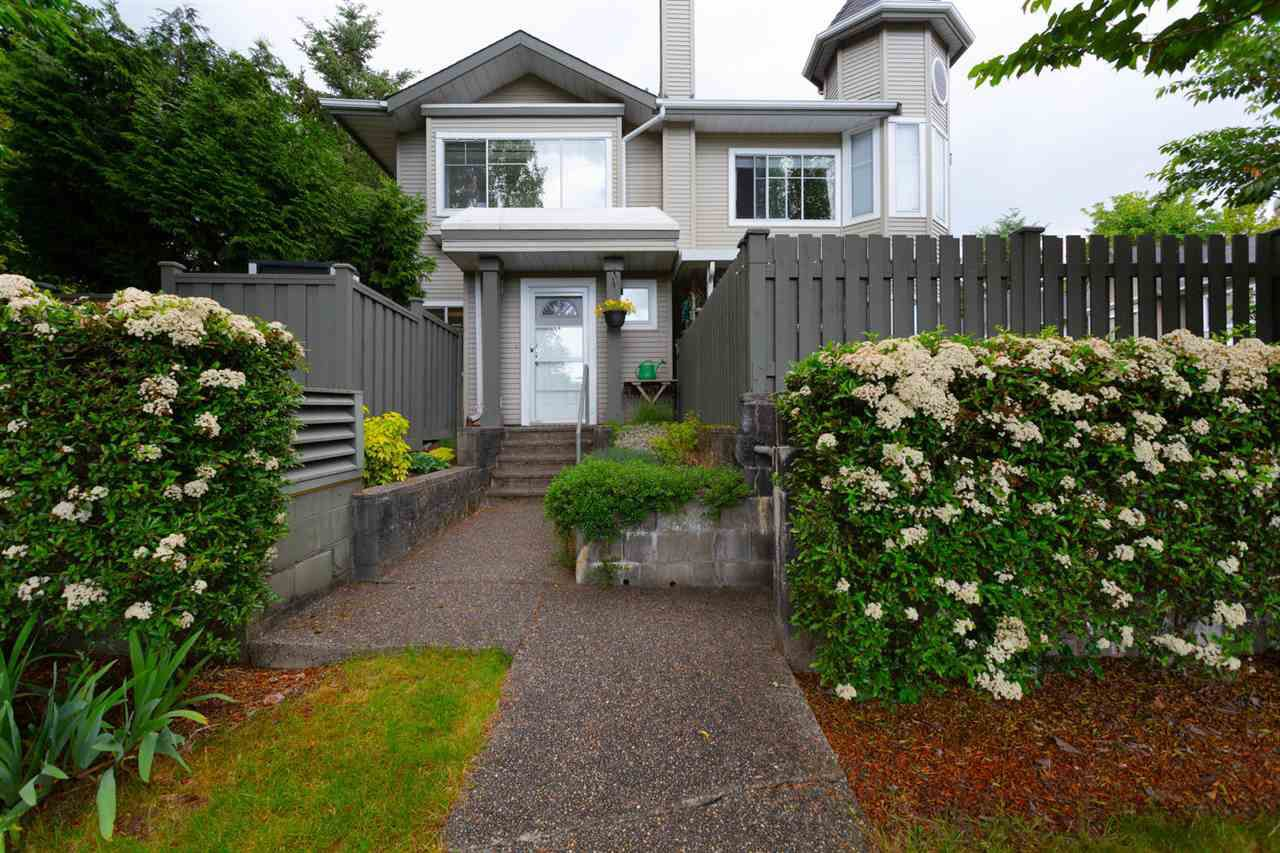 Main Photo: 1 5983 FRANCES Street in Burnaby: Capitol Hill BN Townhouse for sale