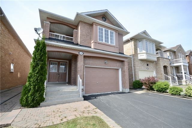 Main Photo: 149 Monteith Crescent in Vaughan: Maple House (2-Storey) for lease : MLS®# N4164986