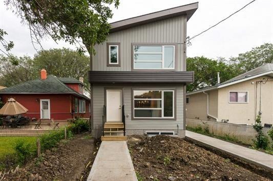 Main Photo: 12036 93 Street NW in Edmonton: Zone 05 House Half Duplex for sale : MLS®# E4127303