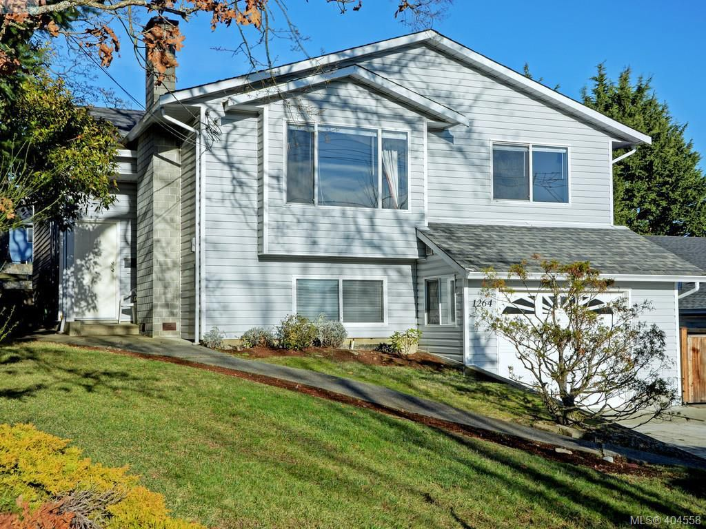 Main Photo: 1264 Loenholm Road in VICTORIA: SW Layritz Single Family Detached for sale (Saanich West)  : MLS®# 404558