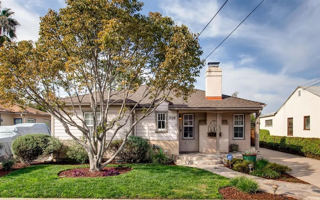Main Photo: LA MESA House for sale : 2 bedrooms : 7528 Sturgess Ave