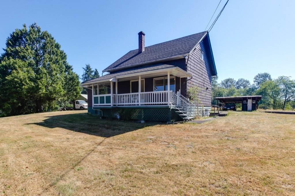 Main Photo: 9910 ODELL Street in Maple Ridge: Whonnock House for sale : MLS®# R2343485