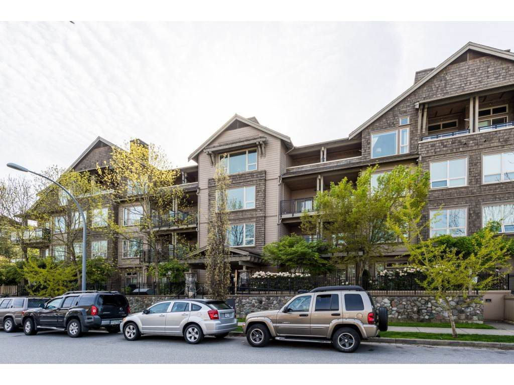 "Main Photo: 402 250 SALTER Street in New Westminster: Queensborough Condo for sale in ""PADDLERS LANDING"" : MLS®# R2363260"
