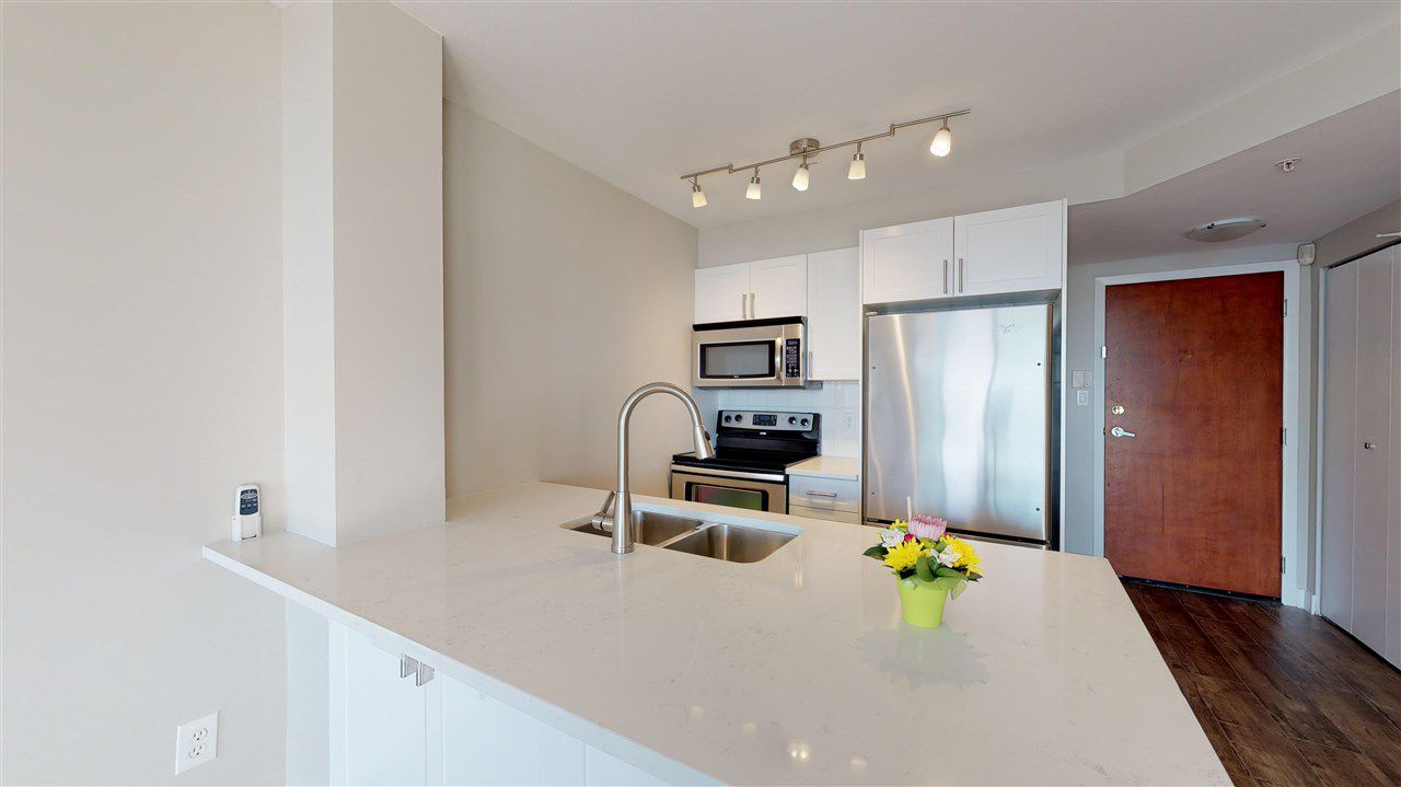 "Main Photo: 1102 2763 CHANDLERY Place in Vancouver: Fraserview VE Condo for sale in ""THE RIVERDANCE"" (Vancouver East)  : MLS®# R2368823"