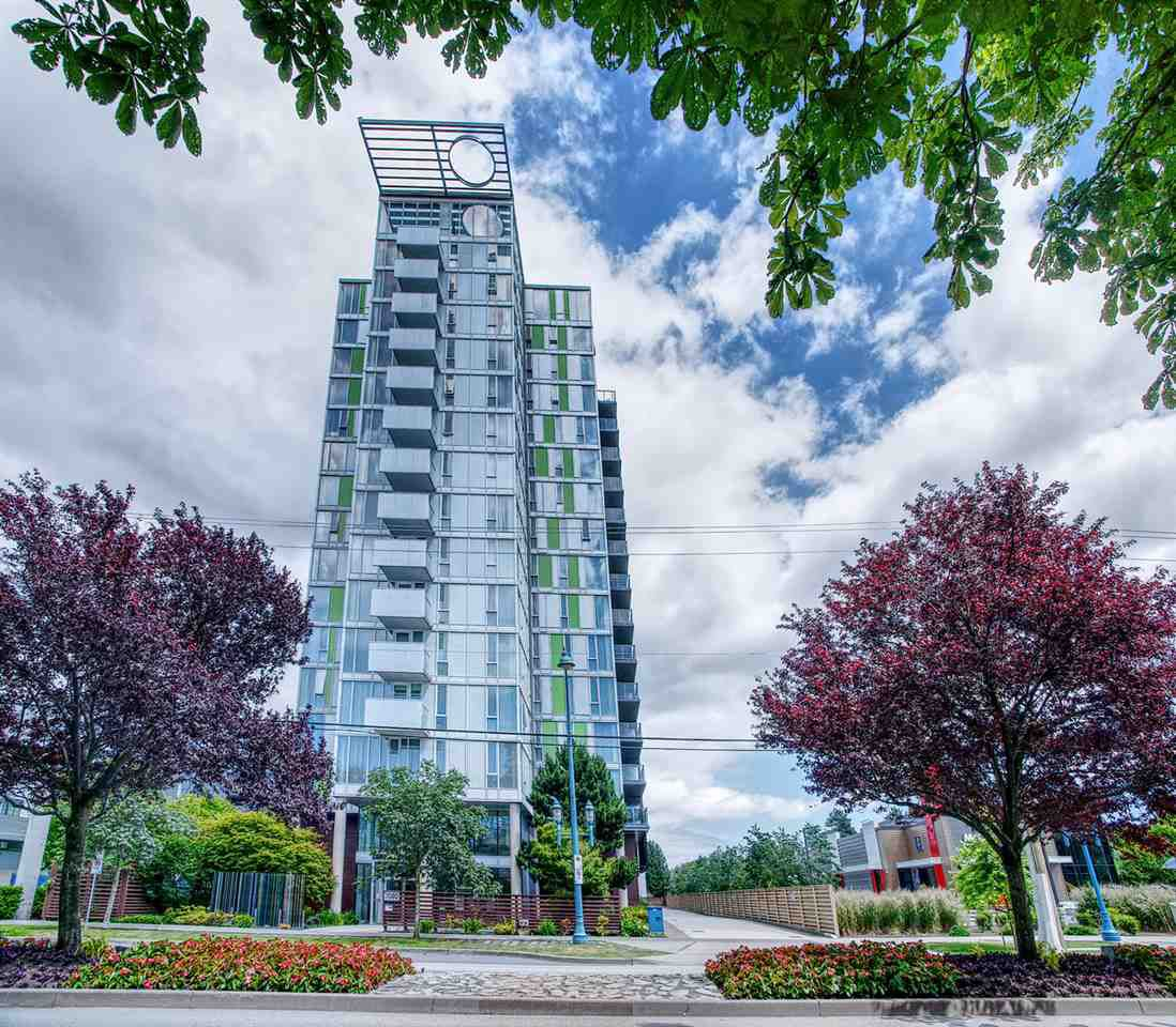 "Main Photo: 1010 7080 NO. 3 Road in Richmond: Brighouse South Condo for sale in ""CENTRO"" : MLS®# R2380610"