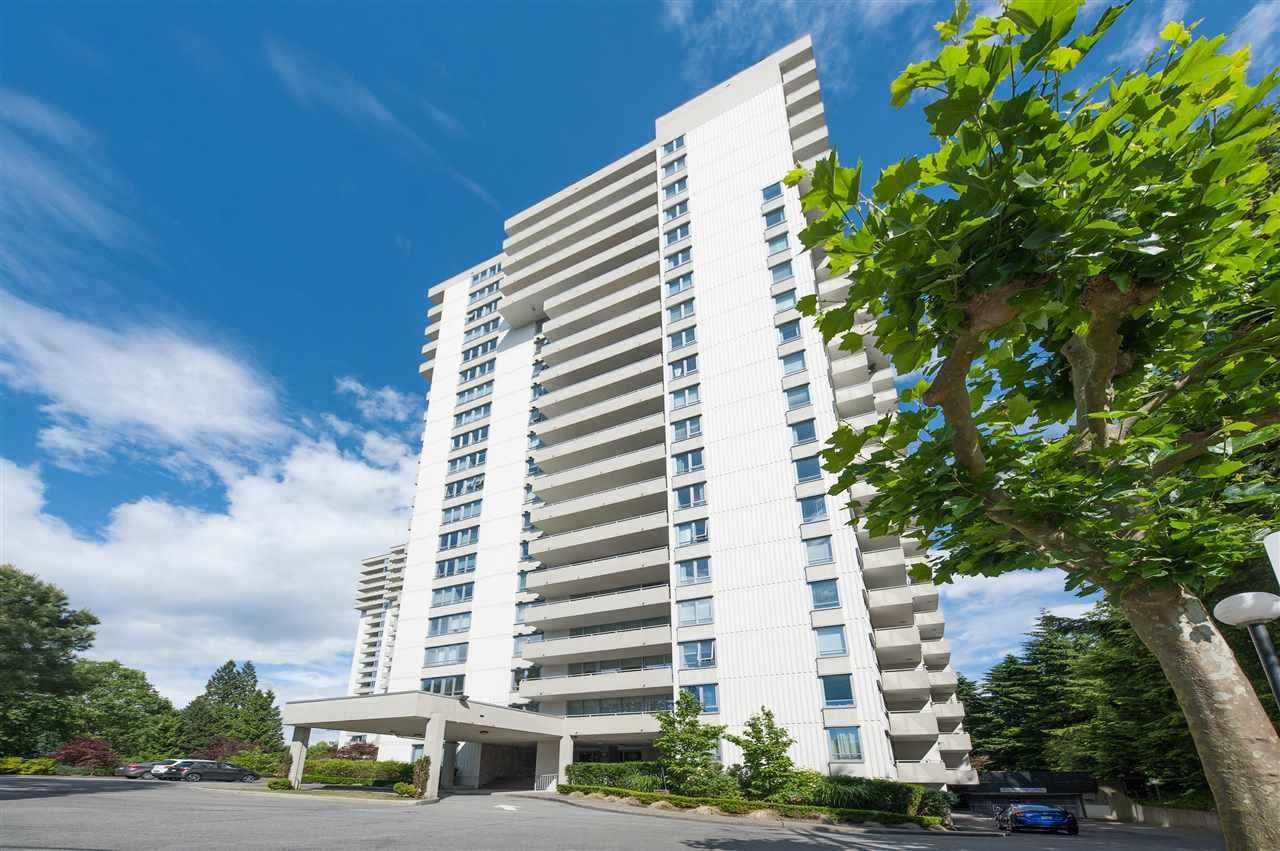 Main Photo: 1901 5652 PATTERSON Avenue in Burnaby: Central Park BS Condo for sale (Burnaby South)  : MLS®# R2381059