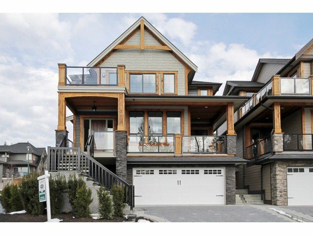 "Main Photo: 3405 DEVONSHIRE Avenue in Coquitlam: Burke Mountain House for sale in ""BURKE MOUNTAIN"" : MLS®# V1037818"