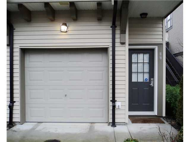 "Main Photo: 89 20875 80TH Avenue in Langley: Willoughby Heights Townhouse for sale in ""PEPPERWOOD"" : MLS®# F1400163"