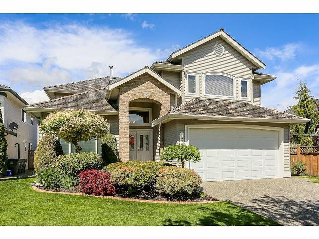 Main Photo: 16875 60A Avenue in Surrey: Cloverdale BC House for sale (Cloverdale)  : MLS®# F1411484