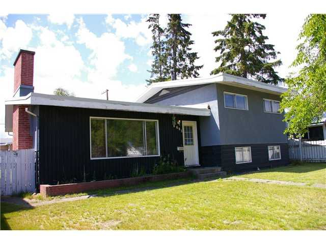 Main Photo: 691 EWERT Street in Prince George: Central House for sale (PG City Central (Zone 72))  : MLS®# N246377